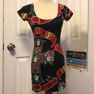 Guns N' Roses Dress